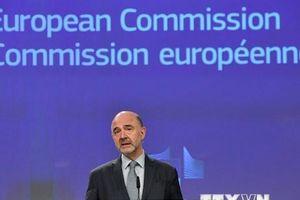 Eurozone giải ngân gói hỗ trợ tài chính 1,1 tỷ USD cho Hy Lạp