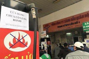Cây xăng tự ý đóng cửa, không bán cho khách sẽ bị rút giấy phép kinh doanh