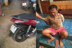 Bình Dương: Tóm gọn tên trộm xe máy từng 'cõng' 6 tiền án