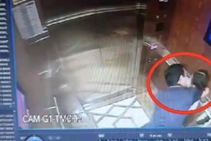 Gia đình bé gái đã gọi điện ngay khi con mình bị sàm sỡ trong thang máy