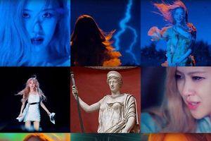 Chuyện thần thoại ly kỳ ẩn sau 'Kill This Love' (BlackPink): Chân dung 4 vị thần Olympus quyền năng được tái hiện