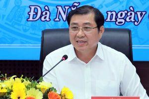 Chủ tịch Đà Nẵng yêu cầu xử lý người ném chất bẩn, vẽ bậy lên nhà cựu Viện phó VKS