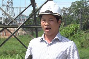 Cảnh báo đường dây 500kV phóng điện do khai thác gỗ
