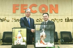Đối tác Nhật muốn sở hữu 19% vốn điều lệ FECON