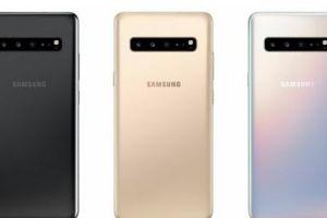 Samsung S10 5G bắt đầu mở bán tại Hàn Quốc