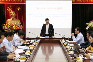 Cần nhận thức đúng và đầy đủ về Cách mạng công nghiệp lần thứ tư ở Việt Nam hiện nay
