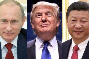 Tổng thống Trump: 'Mỹ, Nga, Trung Quốc nên đầu tư vào hòa bình thay vì vũ khí'