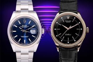 Cận cảnh quy trình sản xuất ra những chiếc đồng hồ Rolex đình đám