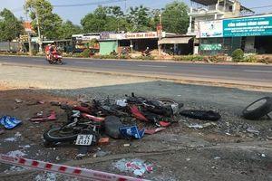 Tai nạn giao thông tại Bình Phước và Sơn La