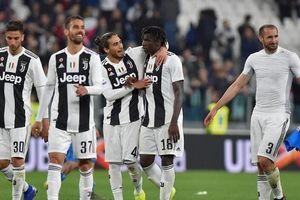 Juventus hướng tới chức vô địch Serie A trước bảy vòng đấu