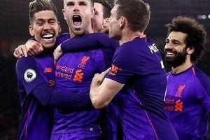 'Vua' Salah trở lại, Liverpool tăng tốc cuộc đua vô địch