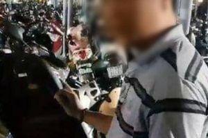 TP HCM: Đi ôtô đến siêu thị, tìm xe máy phá cốp trộm tài sản