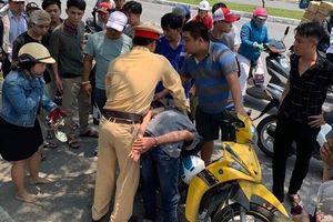 Đà Nẵng: Truy đuổi bắt gọn 2 tên cướp thiếu niên giật điện thoại lấy tiền ăn chơi