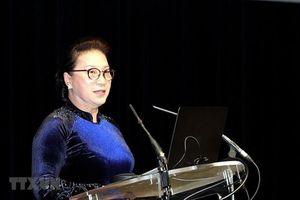 Chủ tịch Quốc hội Nguyễn Thị Kim Ngân bắt đầu tham dự Đại hội đồng IPU-140