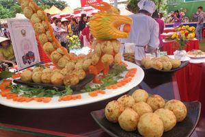Hơn 220 gian hàng tham gia Lễ hội bánh dân gian Nam Bộ 2019