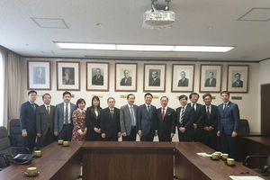Kết thúc tốt đẹp chuyến thăm của Bộ trưởng Tư pháp Lê Thành Long tại Nhật Bản
