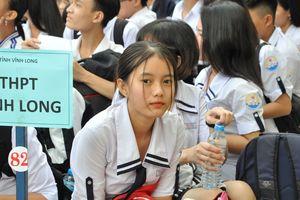 Gần 2.000 học sinh khu vực phía Nam tranh tài kỳ thi Olympic tháng 4