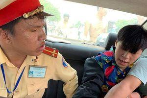 CSGT Đà Nẵng bắt gọn 2 tên cướp