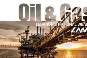 Lebanon mời thầu quốc tế 5 lô dầu khí ở thềm lục địa
