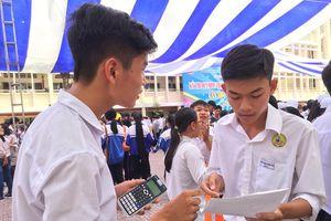 TPHCM: Gần 2000 học sinh dự kỳ thi Olympic tháng 4