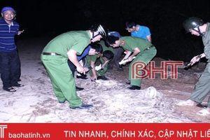 Bắt giữ nghi phạm nổ súng bắn người bị thương ở Hương Khê
