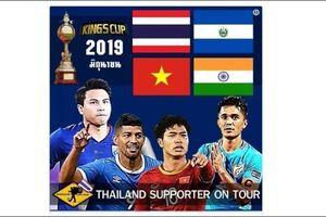 Thái Lan tích cực tìm kiếm đối thủ... U100 cho Việt Nam tại King's Cup