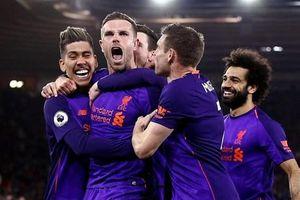 Liverpool đòi lại ngôi đầu, tạo áp lực rất lớn lên Man City
