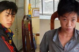 Đà Nẵng: Tóm gọn 2 đối tượng 10X cướp giật điện thoại trên đường
