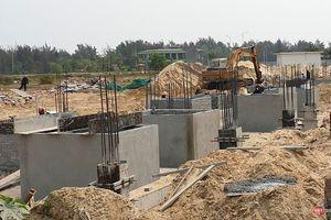 DanaHome Land nói gì về 'lô biệt thự xây không phép' ở Quảng Nam?