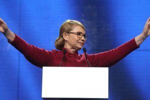 Bà Tymoshenko từ chối điều hành cuộc tranh luận ứng viên tổng thống Ukraine