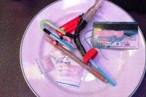 27 nam, nữ thác loạn trong quán karaoke bằng 'tiệc' ma túy