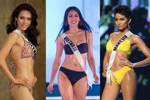 'Ngũ hậu' Việt có body thuộc hàng thượng phẩm ở Miss Universe, nếu H'Hen Niê thứ nhì thì ai sẽ đứng nhất?