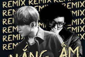 Cập nhật về 'Nắng ấm xa dần' bản remix của Sơn Tùng: Con số đạt được chưa ấn tượng