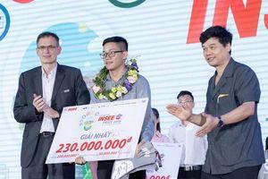 INSEE Prize 2019 - Thêm một giấc mơ thành hiện thực