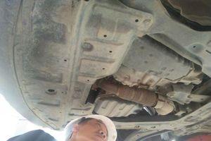 Nissan lên tiếng vụ X-Trail bị nghi rò rỉ dầu động cơ