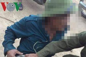 Một người dân bị nhóm đối tượng ngồi trong ô tô bắn trọng thương