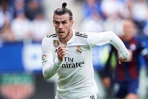 Real Madrid - Eibar: Cơ hội thể hiện của Gareth Bale?