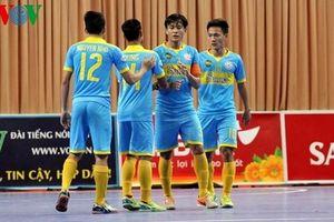 Sanna Khánh Hòa giành vé vào VCK giải Futsal HDBank VĐQG 2019