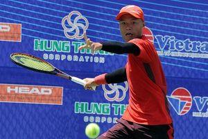 Quốc Khánh-Minh Tuấn vô địch đôi nam giải quần vợt VTF Pro Tour 2019