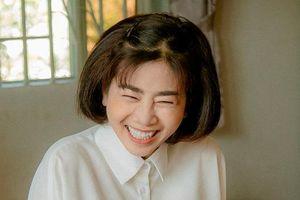 Mai Phương tươi cười rạng rỡ khi được tái xuất màn ảnh nhỏ