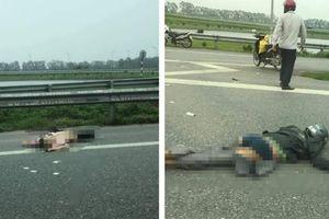 Vụ xe tải đâm trúng xe máy chở cả gia đình đi khám bệnh: Cả bố mẹ và cháu nhỏ đều đã tử vong