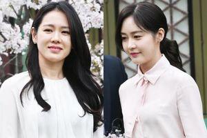 Dàn mỹ nhân nổi tiếng điện ảnh Hàn dự lễ cưới của diva 39 tuổi