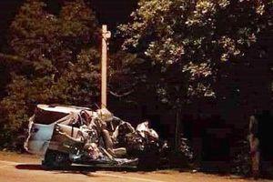 Tai nạn thảm khốc trên quốc lộ 20 khiến 3 người tử vong
