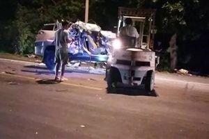 Tai nạn thảm khốc trên quốc lộ 20 đi Đà Lạt, 3 người tử vong