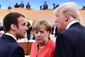 Báo động đỏ: Đức ngày càng chán ghét Mỹ