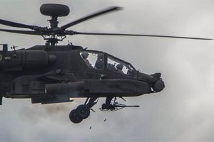 Mỹ biến AH-64 thành sát thủ tấn công mặt đất