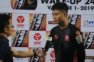 'Văn Lâm đệ nhị' tiết lộ mánh khóe thắng Văn Toàn trên chấm 11m