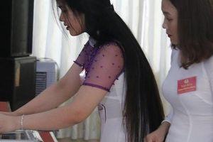 Quảng Nam: Giáo viên mầm non tư thục vượt khó, sáng tạo, yêu nghề