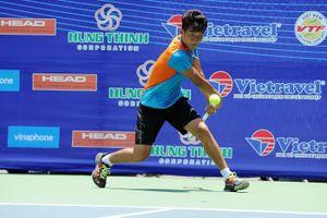 Nguyễn Văn Phương lần đầu vô địch giải quần vợt VTF Pro Tour