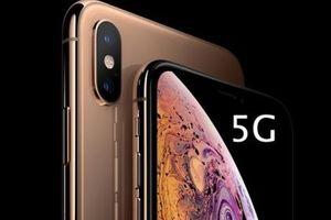 iPhone 5G có thể mất vài năm mới thành hiện thực